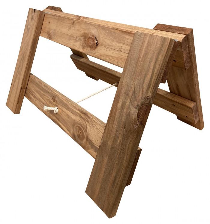 Boho Trestle Table Legs